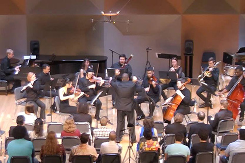 Ensemble Ibis in Concert at the University of Miami